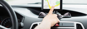 application navigation GPS choisir