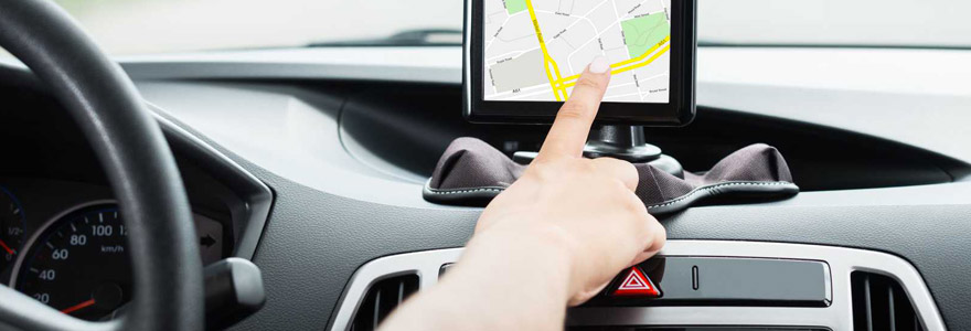 application navigation GPS choisir