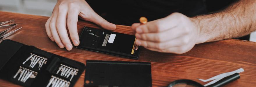 réparateur mobile